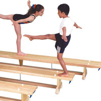 School Sports Benches & Beams