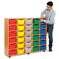 Cubby Tray Storage