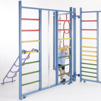 Fixed Gymnastic Equipment