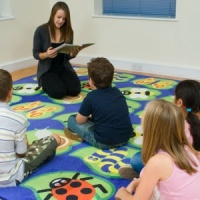 Classroom Carpets, Rugs & Playmats