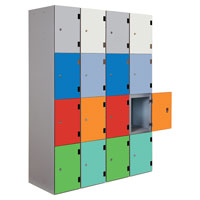 Probe SHOCKproof™ Lockers