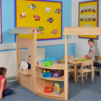 Room Scene - Early Years Classroom Furniture