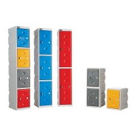 ULTRABOX® Plastic Lockers