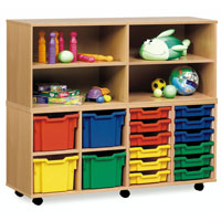 Early Years Combi Storage Units