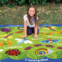 Children's Outdoor Play Mats