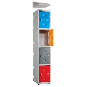 ULTRABOX® Lockers Sloping Top Cap