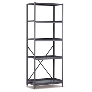 Tall 2 Bay Science Storage System - 4 Shelves