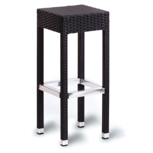 Sorrento Weave Outdoor Cafe Stool