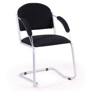 Advanced 604E Stacking Cantilever Armchair