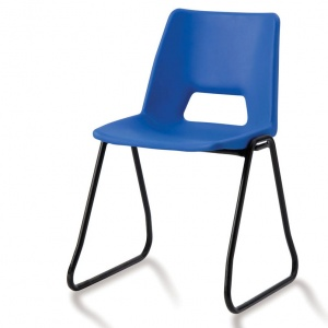 Advanced Skid-Base School Chair