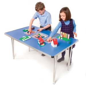 Gopak Children's Tub Folding Table + Tubs