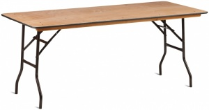 American Leg Trestle Table