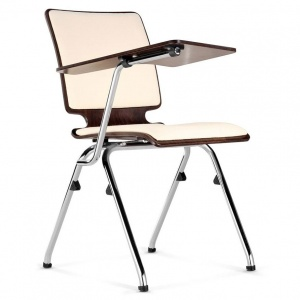 AXO Wood Lecture Chair + Seat & Back Pad