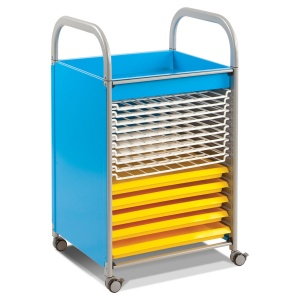 Callero Art Trolley + Trays & Drying Racks