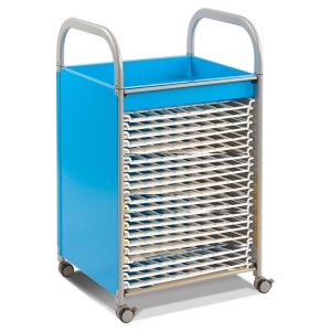 Callero Art Trolley + Drying Racks