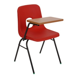 E-Series School Chair + Writing Tablet
