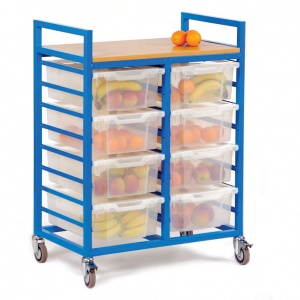 EF1800 Tray Storage Trolley