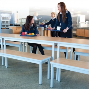 Enviro School Rectangular Dining Table