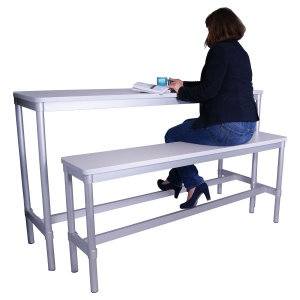 Enviro Dining High Bench