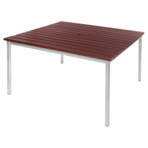 Enviro Outdoor Square Table