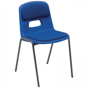 Remploy GH20 Classic School Chair + Seat & Back Pad