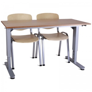 Advanced Height Adjustable Table