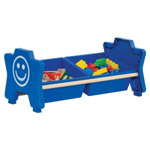 ''HappyStack® Single'' Early Years Storage - 2 Tray