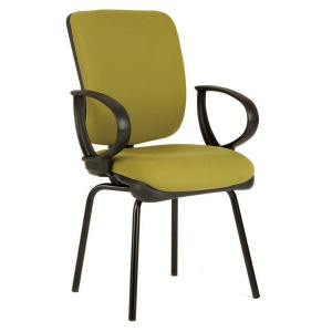 Identity Four Leg Visitor Chair