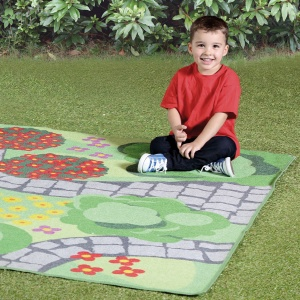 Back to Nature™ Garden Outdoor Mat