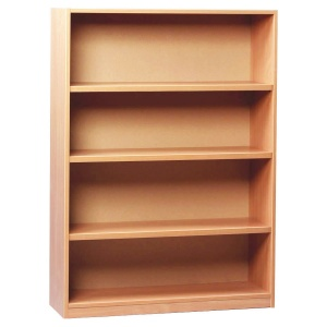 Open Bookcase with 3 Shelves (1250H)