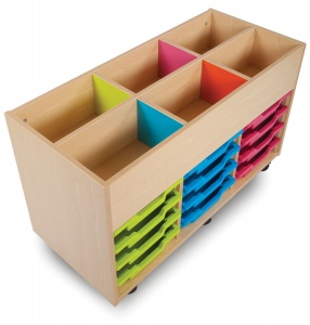 MEQ9012 Kinderbox with Trays