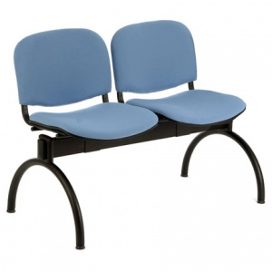 PS500 Beam Seating - 2 Seater Arch Leg