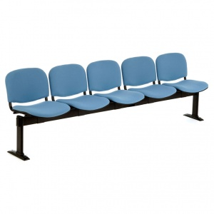 PS500 Beam Seating - 5 Seater Floor-Fixing Leg