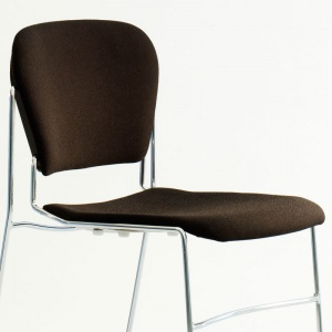 Perry HD Stacking Chair Upholstery