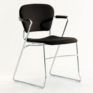 Perry HD Stacking Conference Armchair