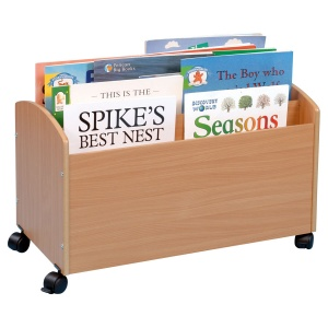 Children's Mobile Big Book Box