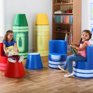 Crayon Seating with M-Link™