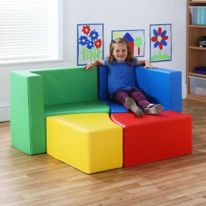 Transform Seating with M-Link™ - Vibrant Colours
