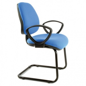 Sara Cantilever Mid-Back Office Chair