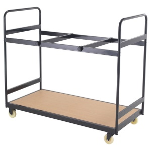 Titan MDF Folding Exam Desk Trolley