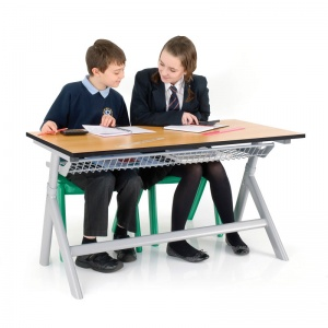 Titan Height Adjustable Classroom Table