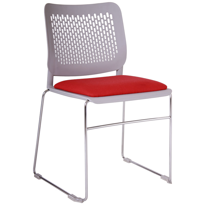 Malika B - School Conference Chair + Seat Pad
