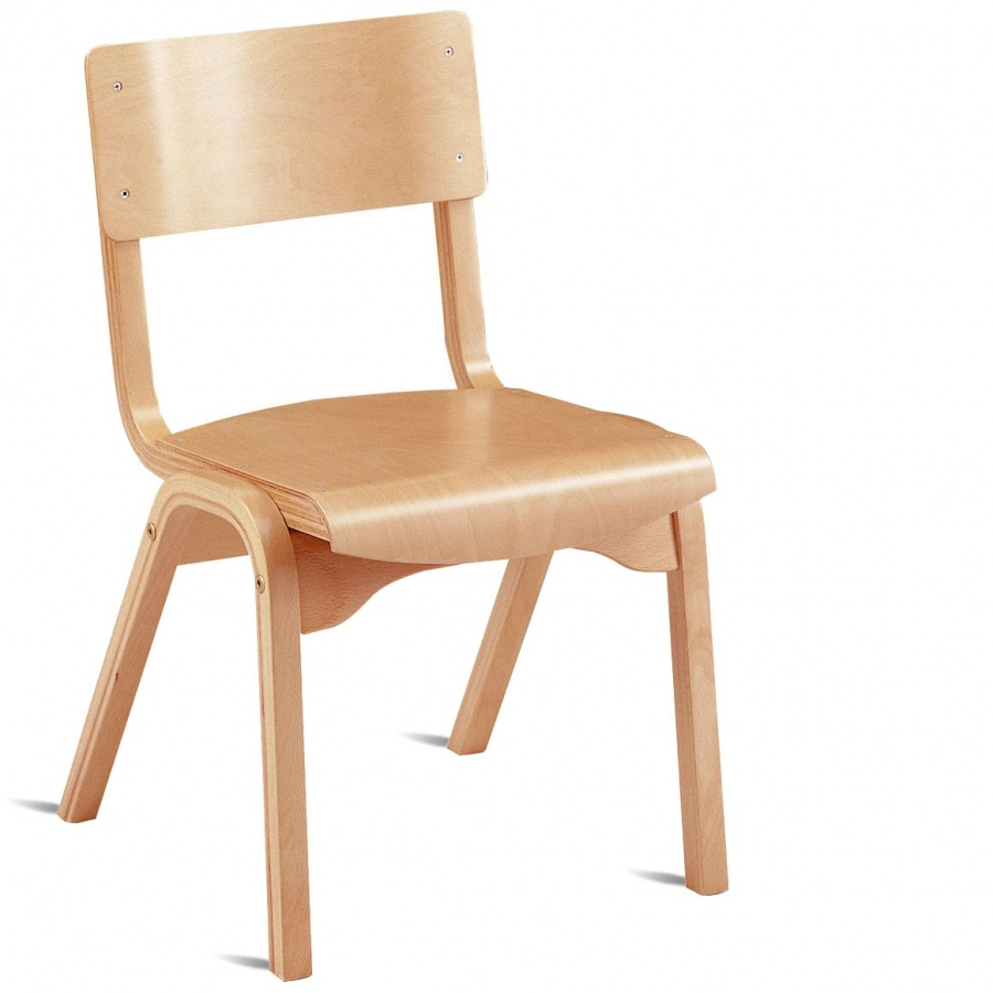 Beech Wood Classroom Chair