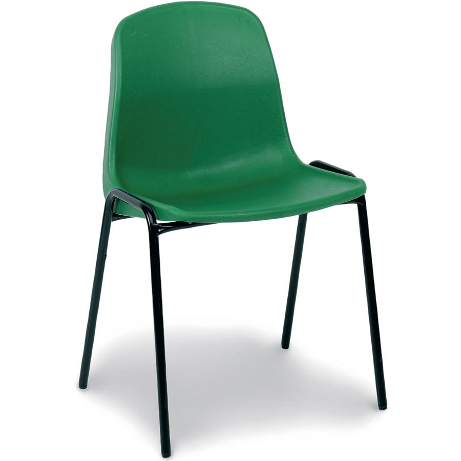 Tech Plastic Stacking Chair