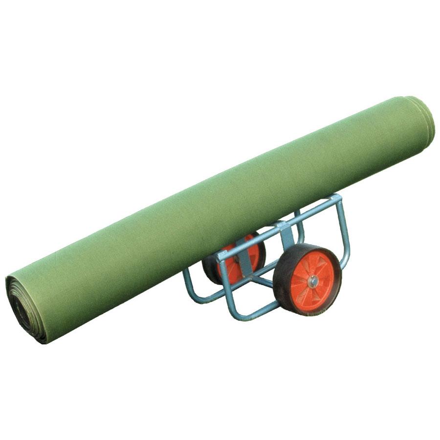 Outdoor Cricket Mat Trolley