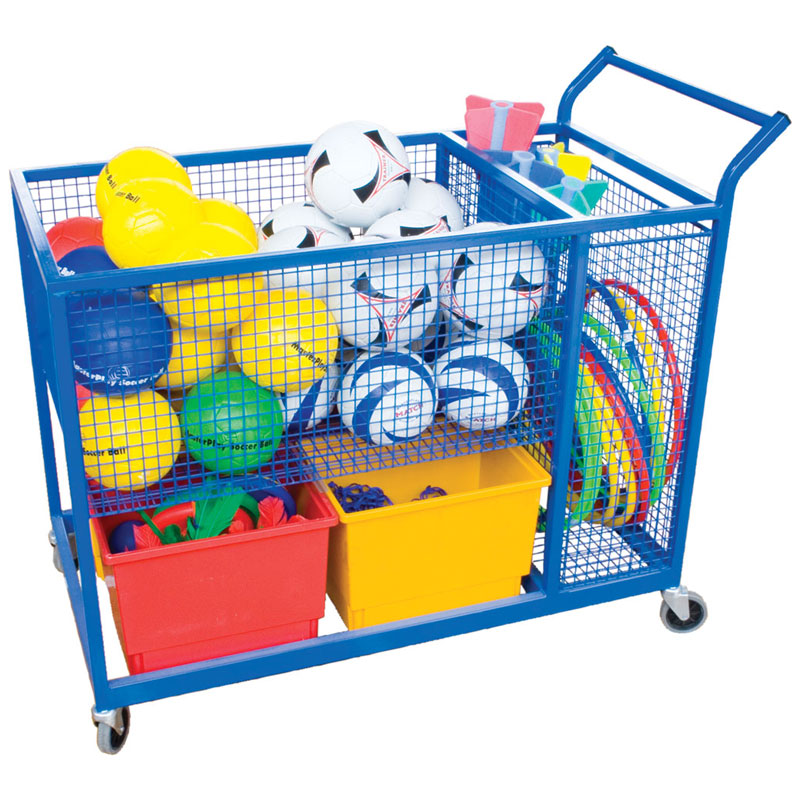 School Sports Deluxe Storage Trolley