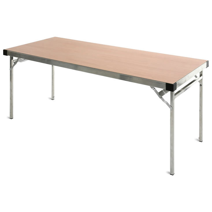 Easylift Lightweight Rectangular Folding Table