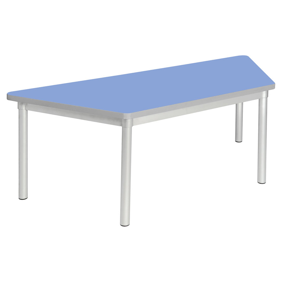 Enviro early years trapezoidal table for Trapazoid table