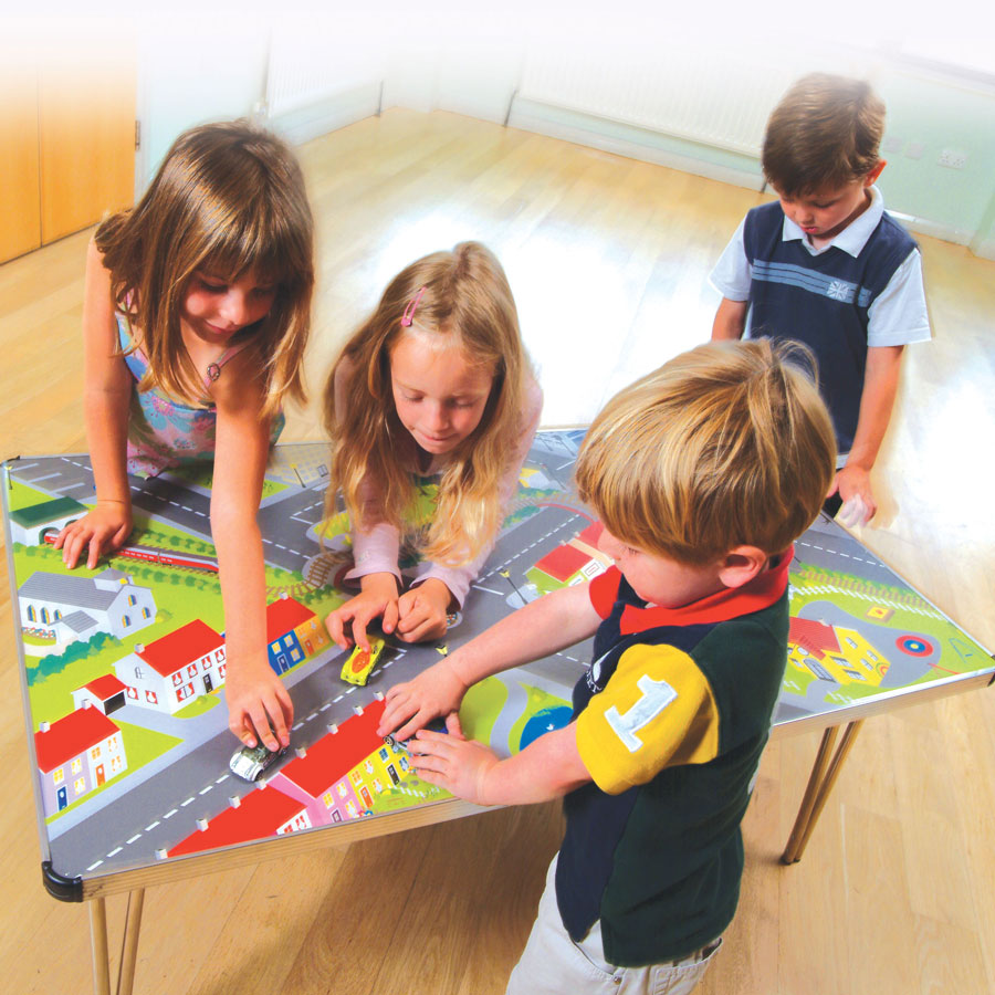 Gopak Children's Activity Folding Table