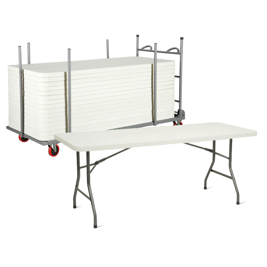 Poly-Folding Large Table Bundle